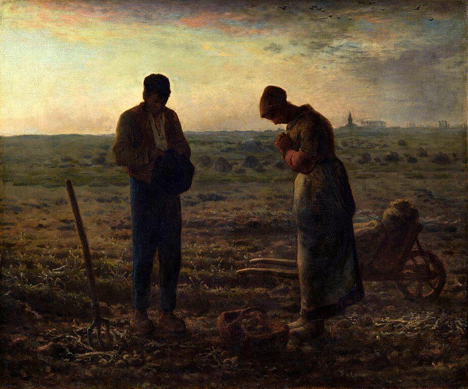 """""""El Ángelus"""" en el Museo de Orsay"""