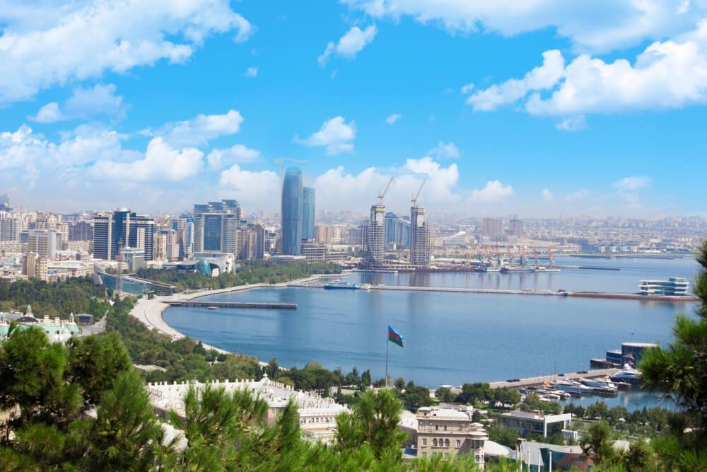 Vista de Baku