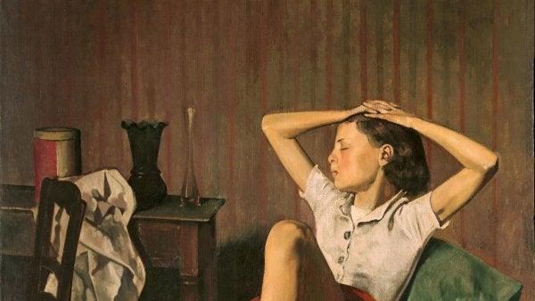 Obra de Balthus en el Museo Thyssen
