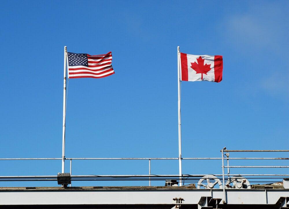 Curiosidades de la frontera entre EE. UU. y Canadá