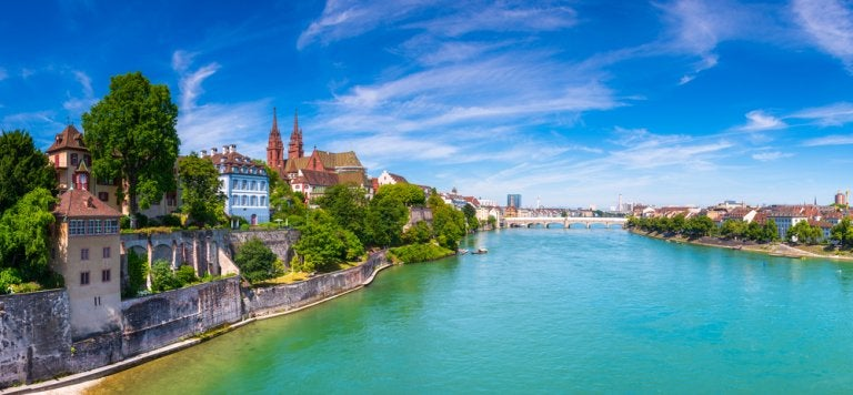 5 buenas razones para pasar un fin de semana en Basilea