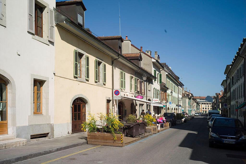 Calle de Carouge