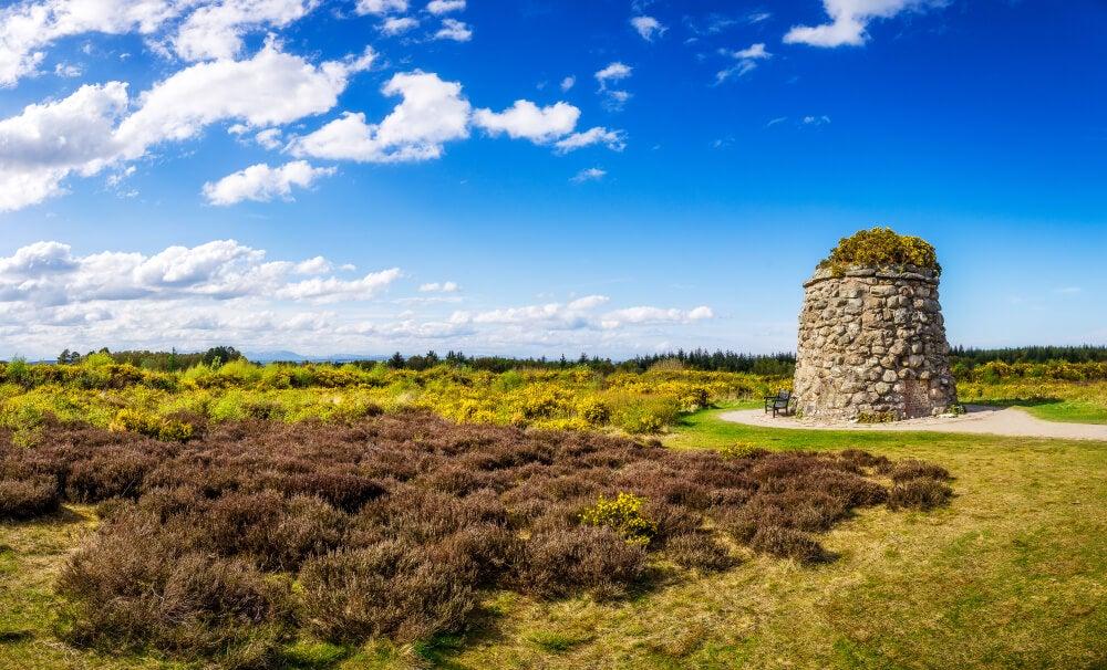 Campo de batalla de Culloden: tributo a una batalla épica