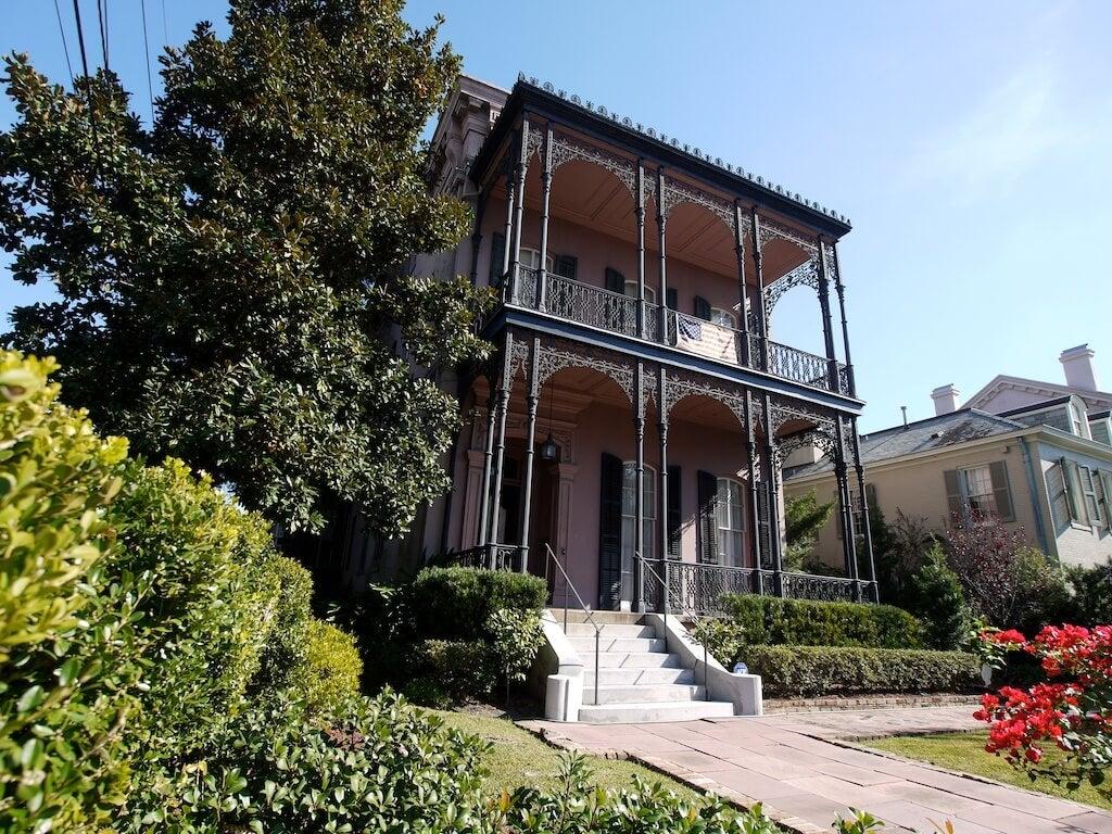 Casa del distrito Jardín
