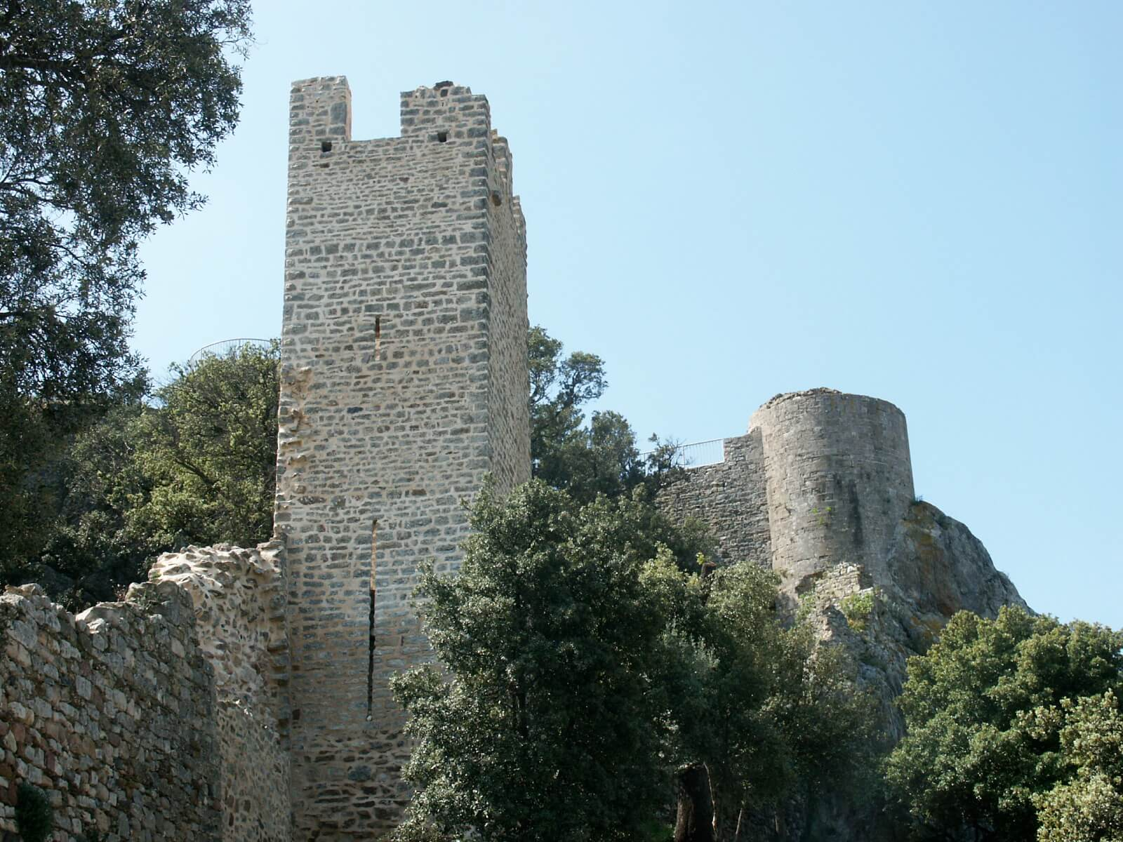 Castillo de Hyères