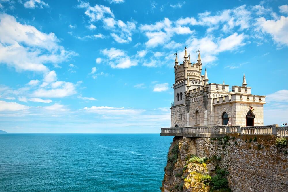 Castillo Nido de Golondrina, uno de los castillo más hermosos