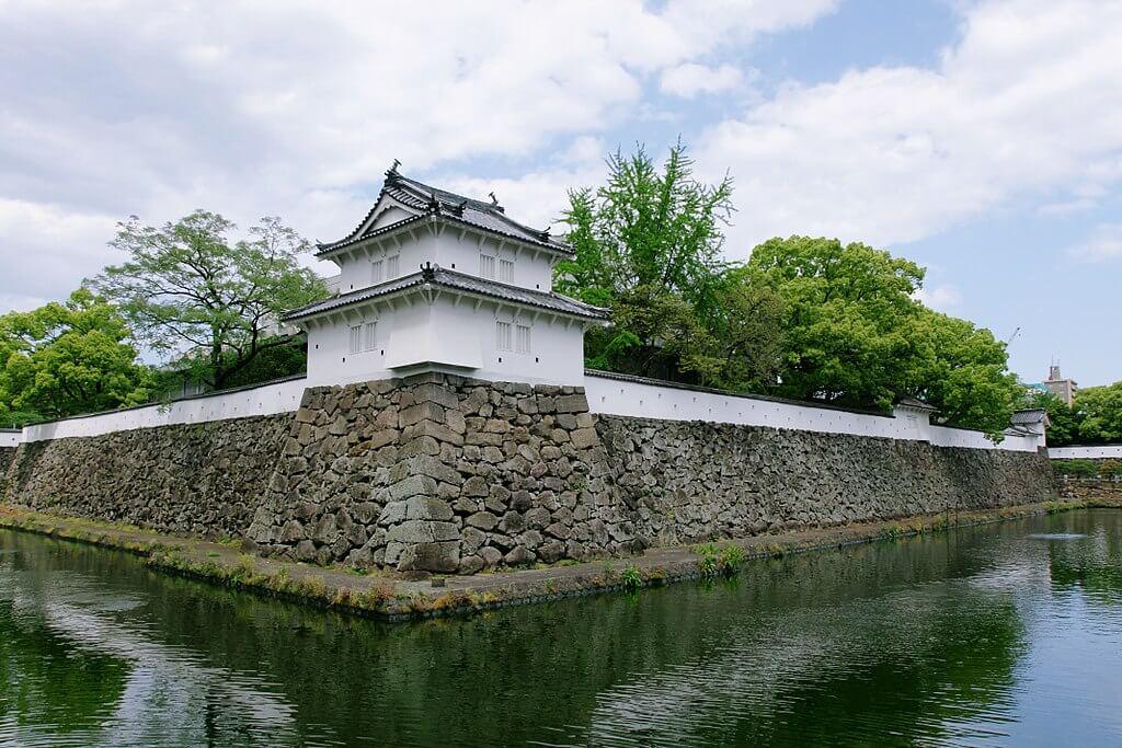 Castillo Funai en Oita