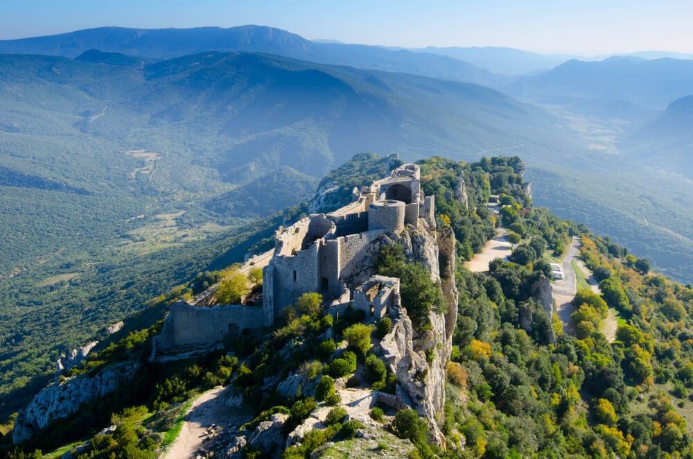 Castillo de Peyrpereuse
