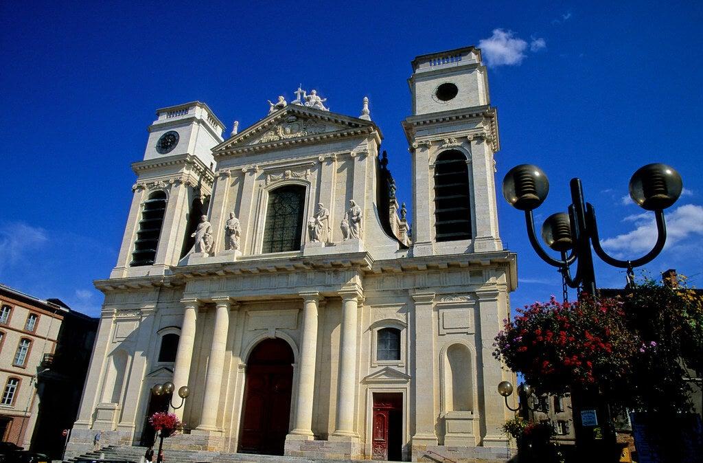 Catedral de Montauban