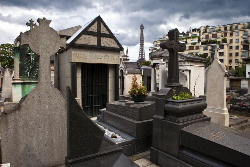 Cementerio de Passy en París