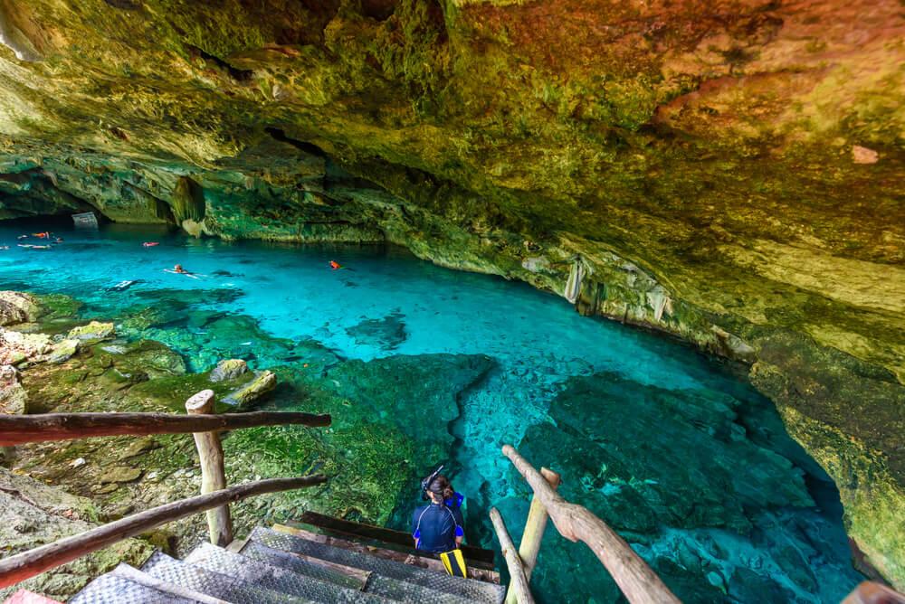 Descubre las cuevas de México más atractivas