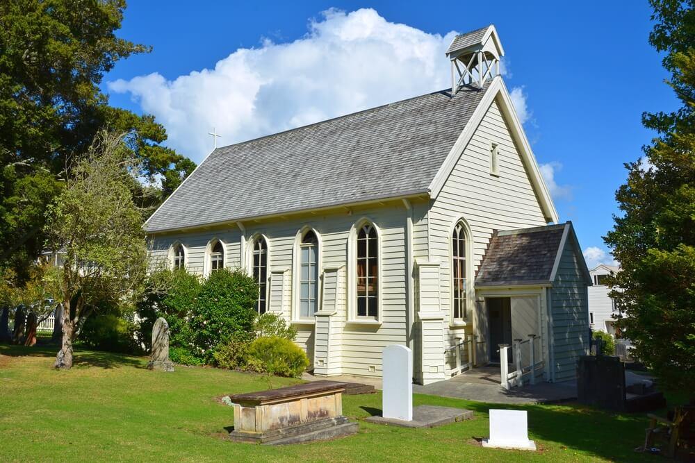 Christ Church en Russell