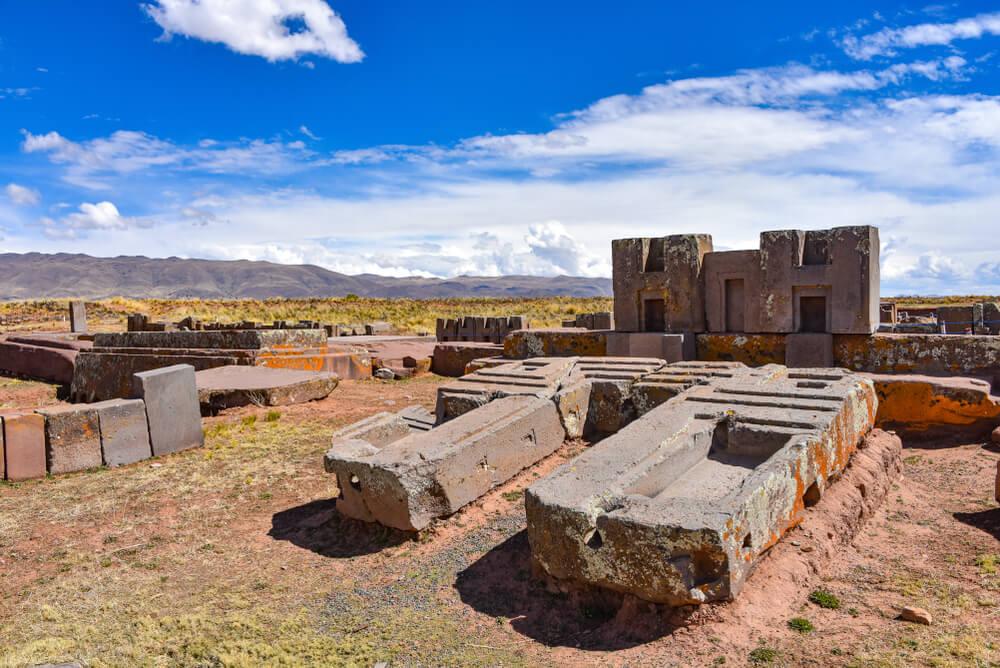 Resto de Tahuanaco