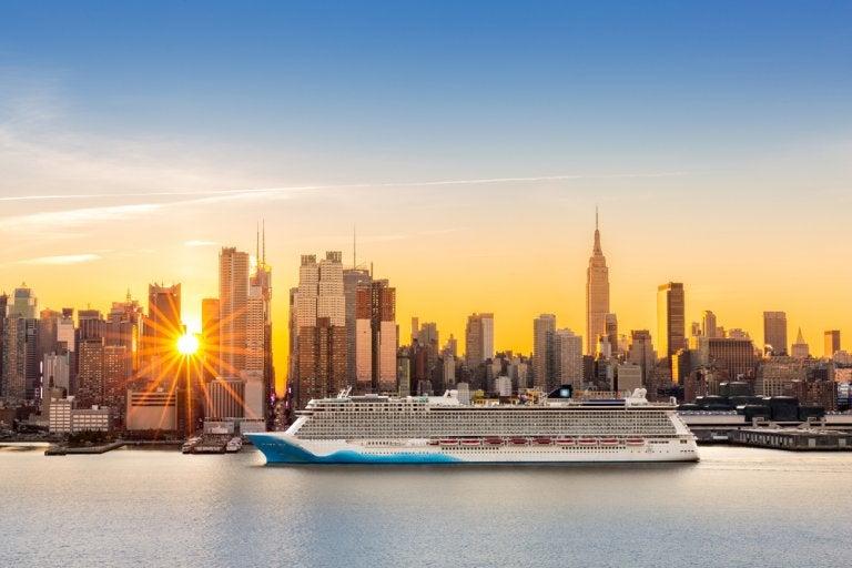 De Londres a Nueva York en barco, algo extraordinario