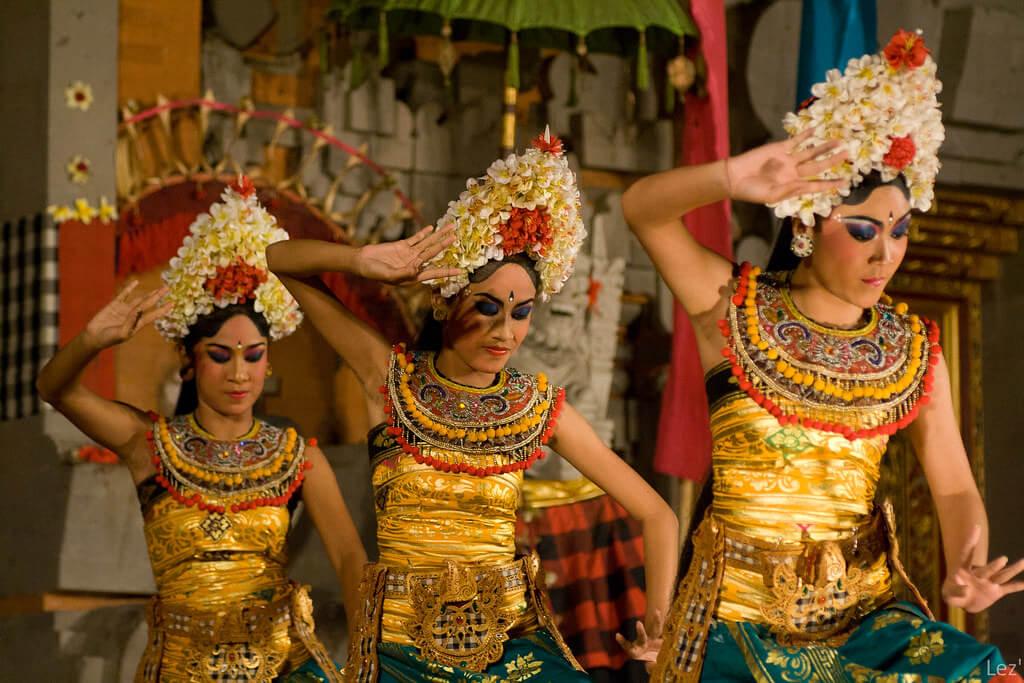 Danza tradicional balinesa