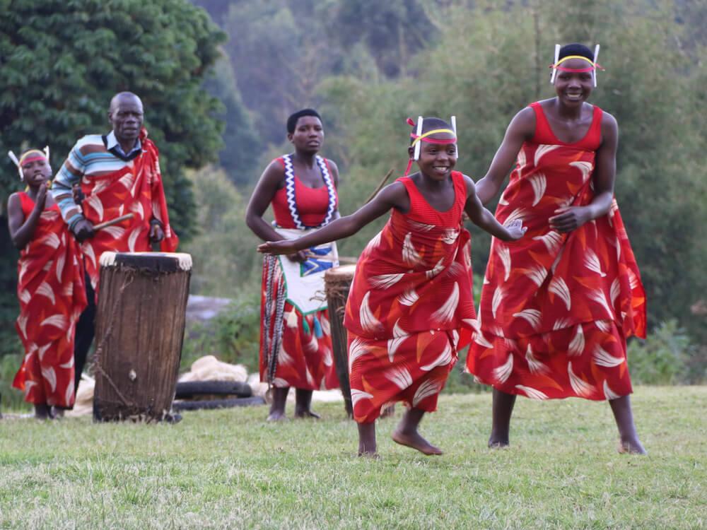 Danza tradicional de Ruanda