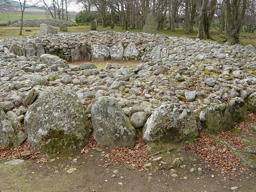 Estructura de un cairn