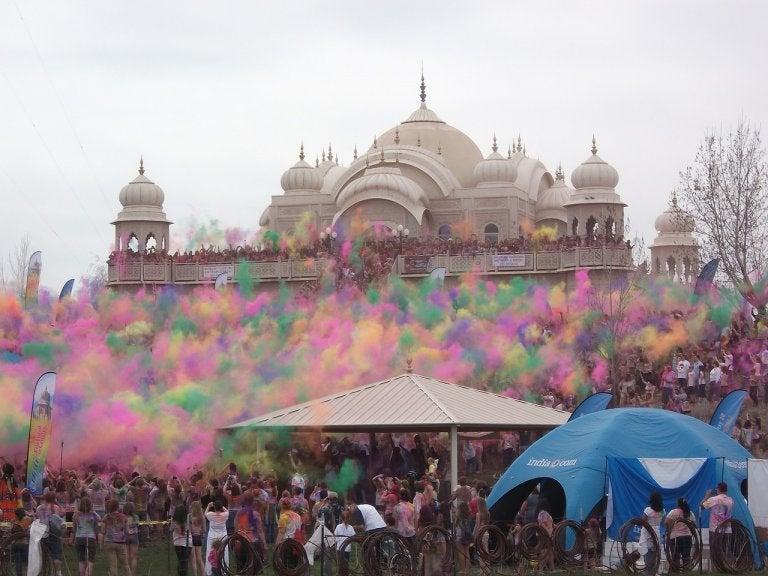 Estas son las grandes fiestas indias que marcan el año