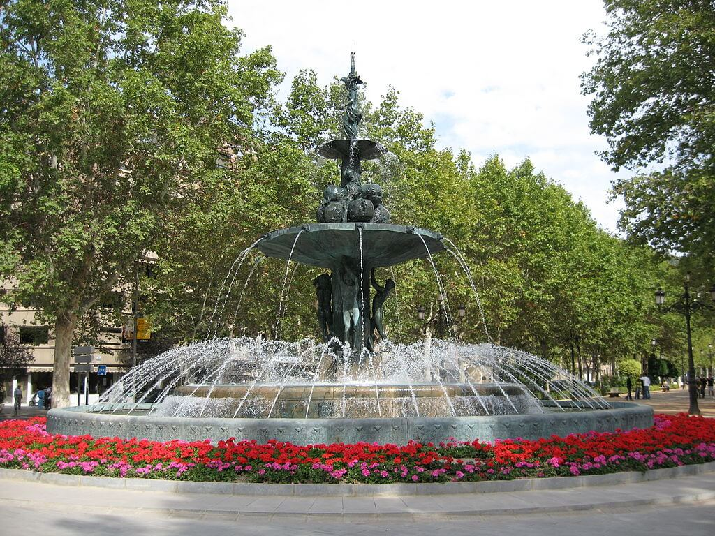 Fuente de las Granadas