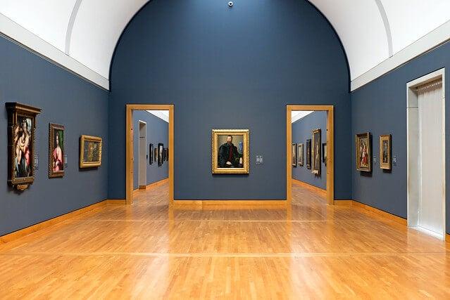 Sala de la Galería Nacional de Canadá