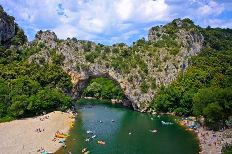 El Ardèche: un destino ideal para acampar