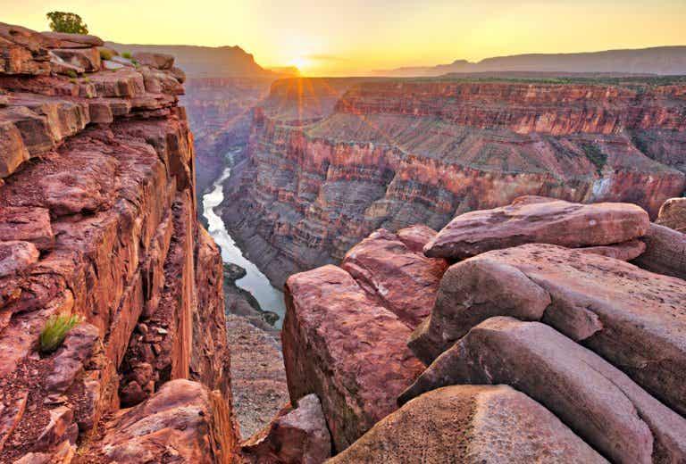 ¿Cómo se formó el Gran Cañón del Colorado?