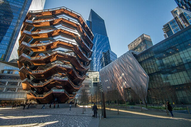 Torre Vessel en Hudson Yards
