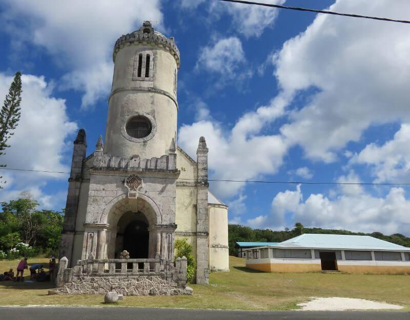 Iglesia de Quanono