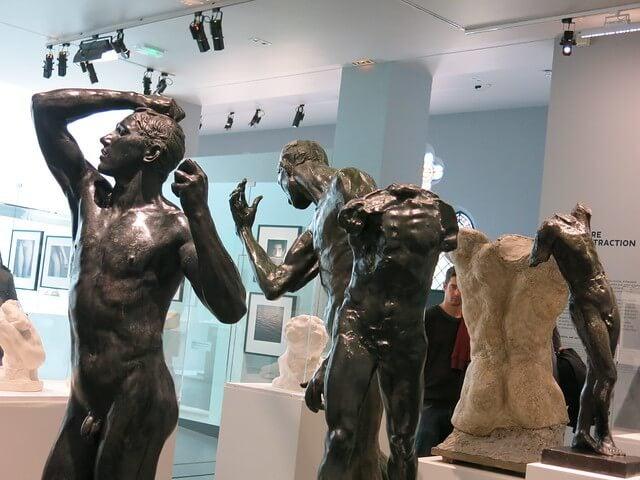 Interior del Museo Rodin