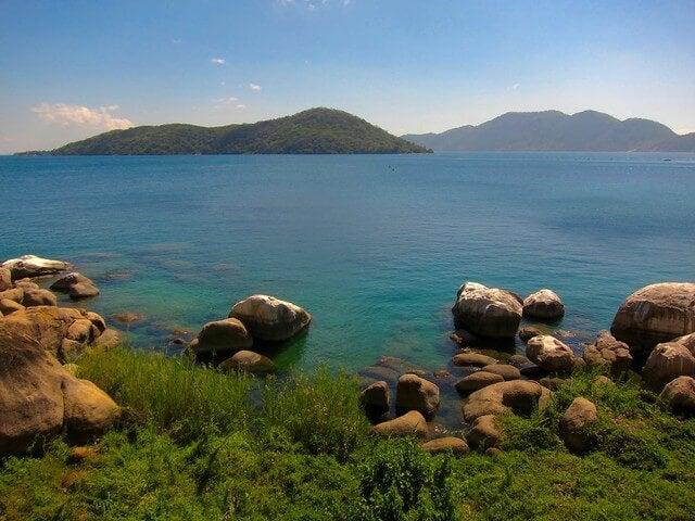 Islas en el lago Malaui