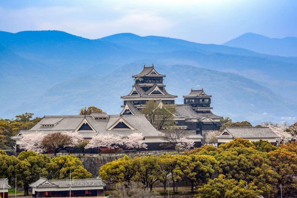 6 lugares que no debes perderte en Kumamoto, Japón