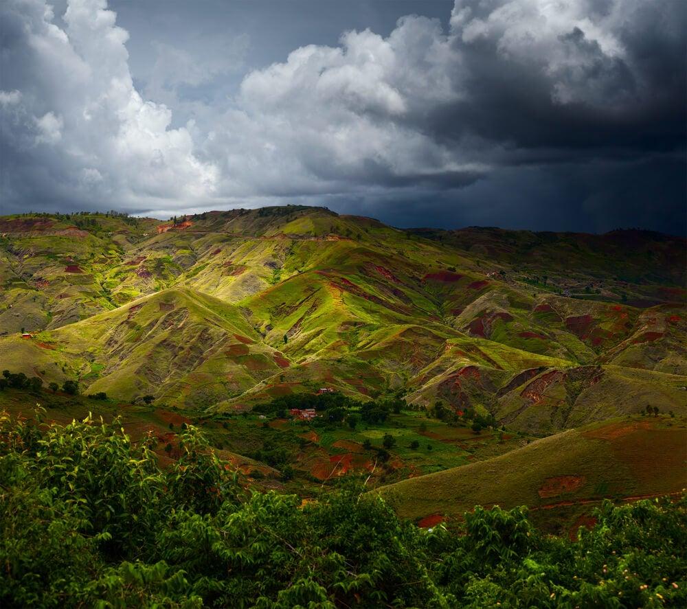 Visita Madagascar en la temporada de lluvias