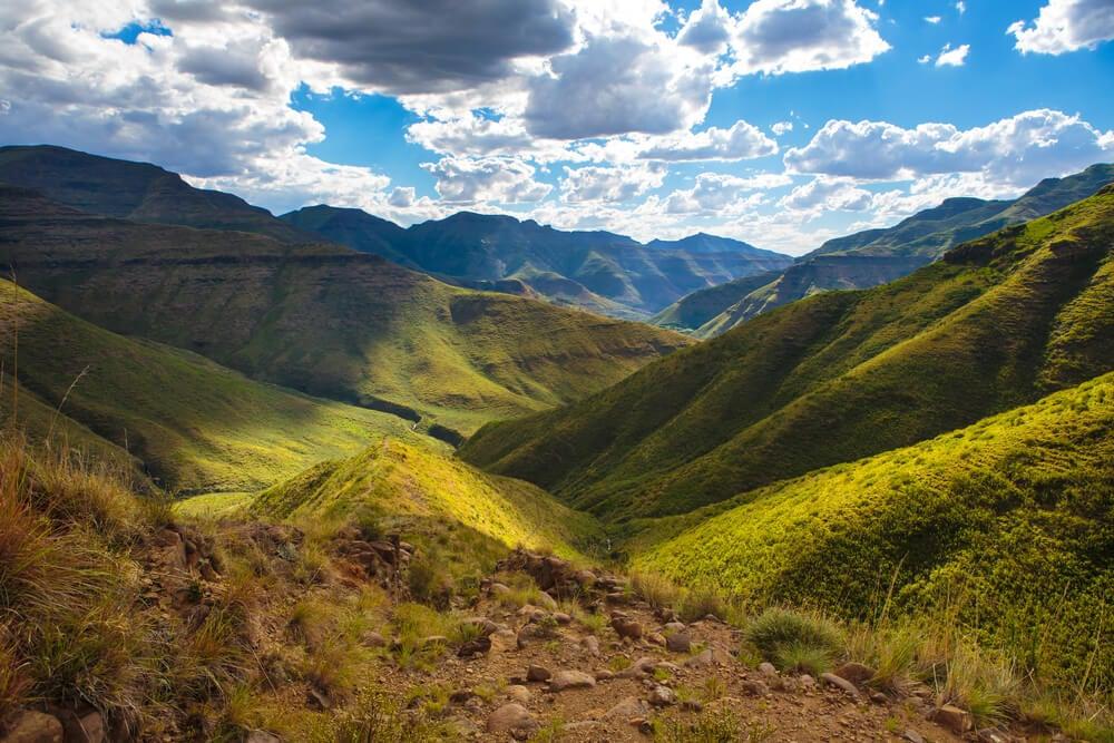 El parque Maloti-Drakensberg, algo excepcional