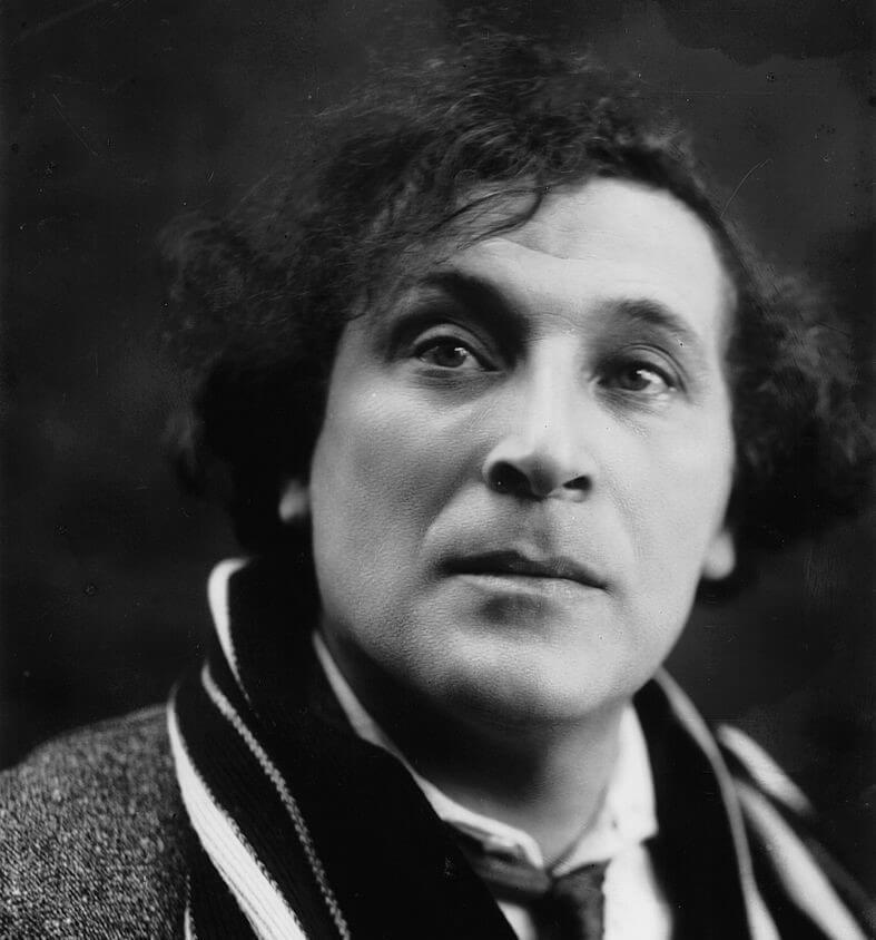 Fotografía de Marc Chagall