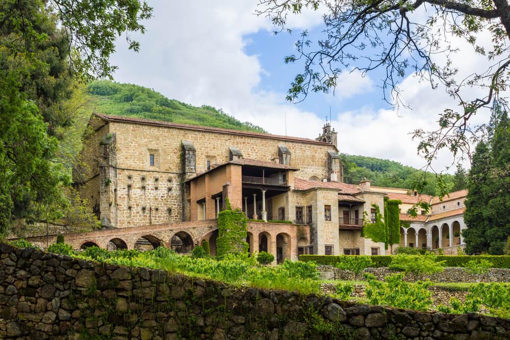 Visitamos el monasterio de Yuste, último retiro de Carlos V