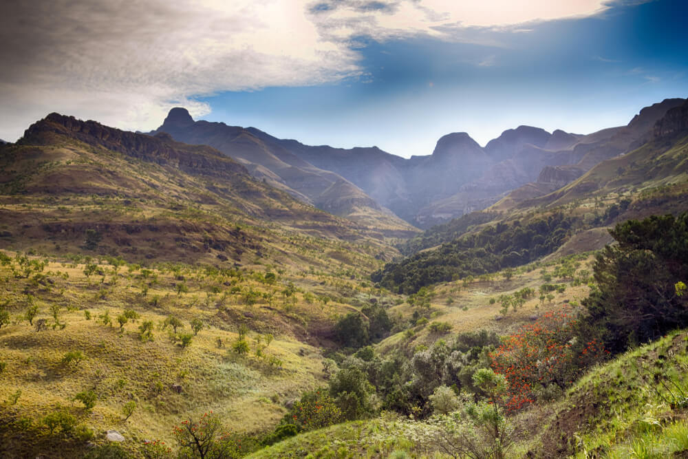 Montañas de Maloti-Drakensberg