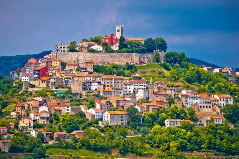 Un delicioso viaje a Istria, la Toscana de Croacia
