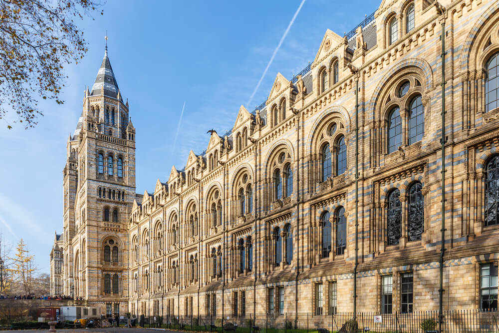 Museo de Historia Natural de Londres