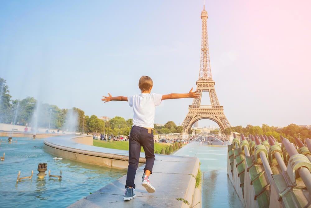 Cómo disfrutar de una estancia con niños en París