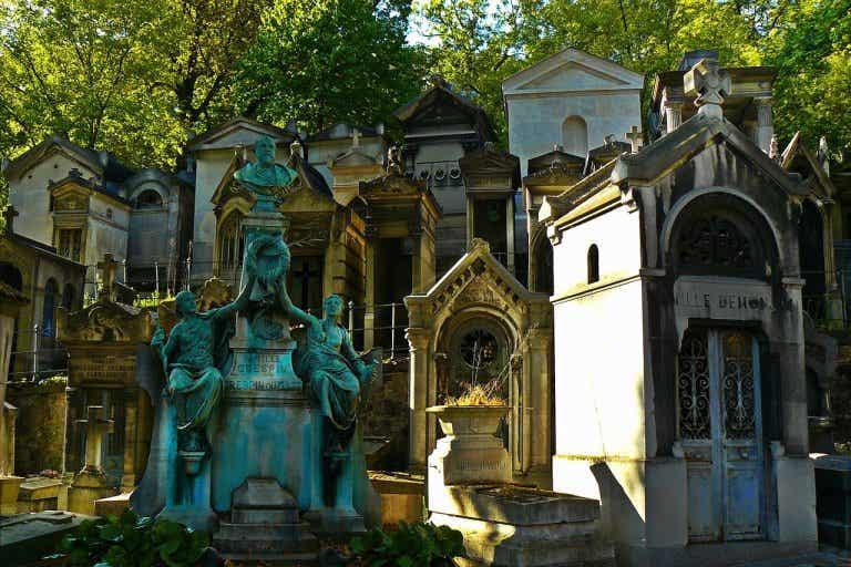 Nos adentramos en los cementerios de París más bellos
