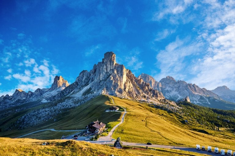 Abruzos y Dolomitas: paisajes encantadores en Italia