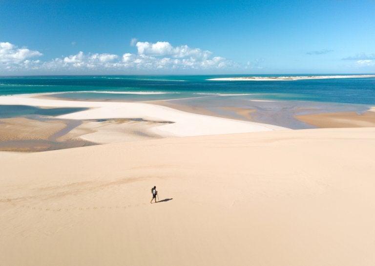 Descubre las fabulosas playas de Mozambique