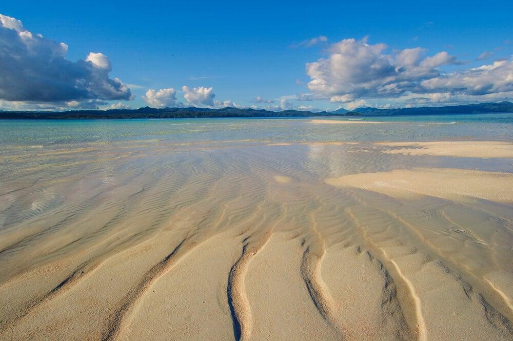 Playa de Pasir Timbul