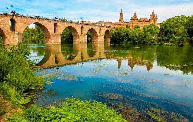 Puente Viejo de Montauban