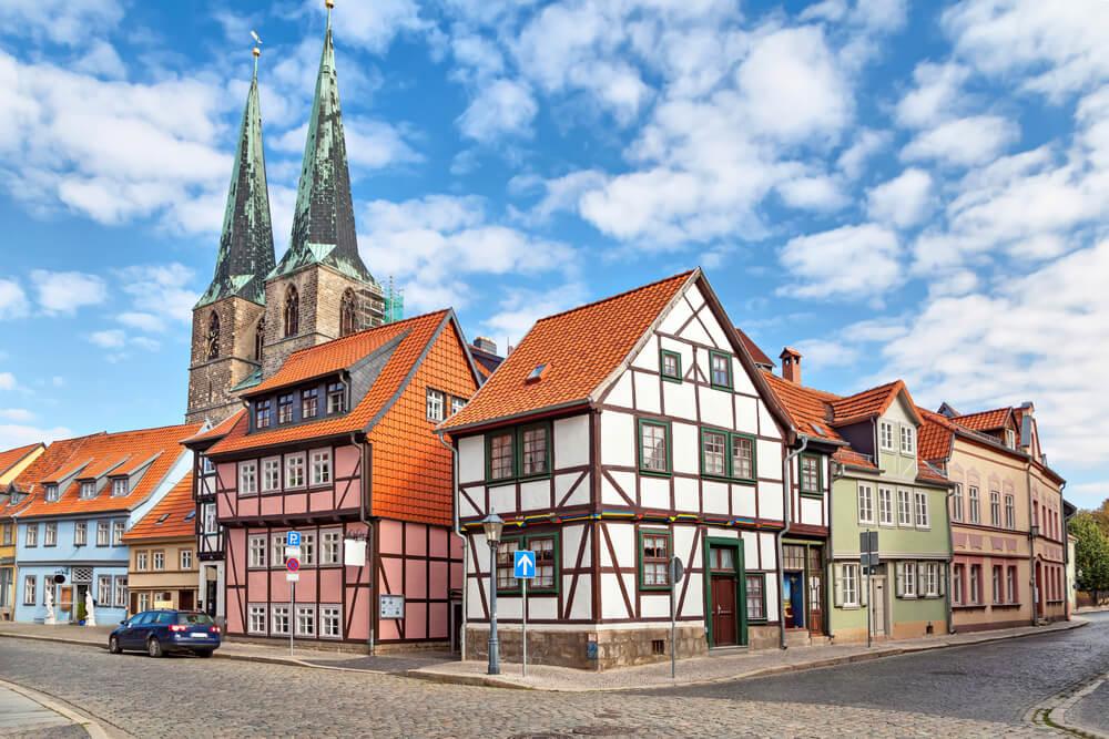 Todo lo que puedes ver y hacer en Quedlinburg, Alemania
