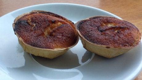 Queijadas, uno de los dulces de la gastronomía portuguesa