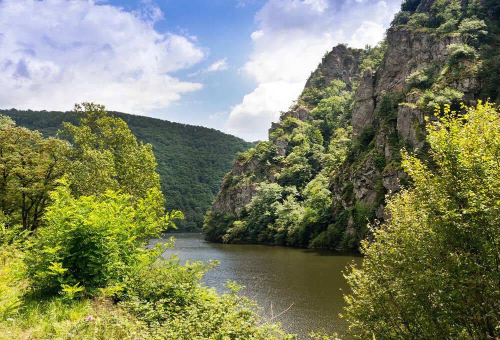 Río Aveyron en Tar-et-Garonne