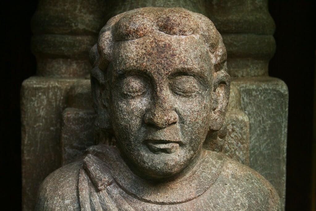 Estatua del Santo dos Croques