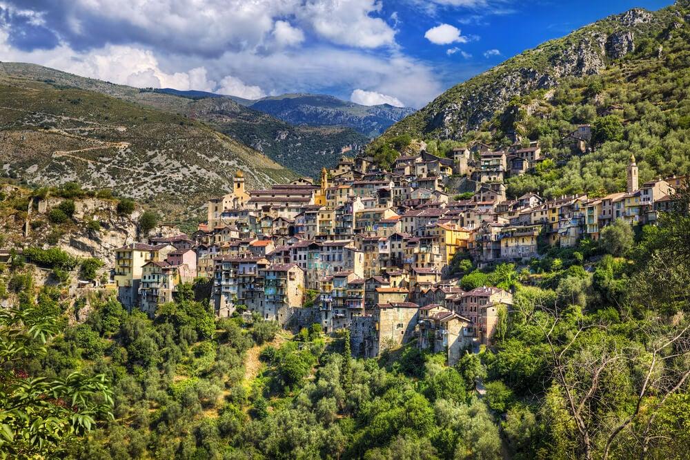 Una ruta por los pueblos del valle del Roya