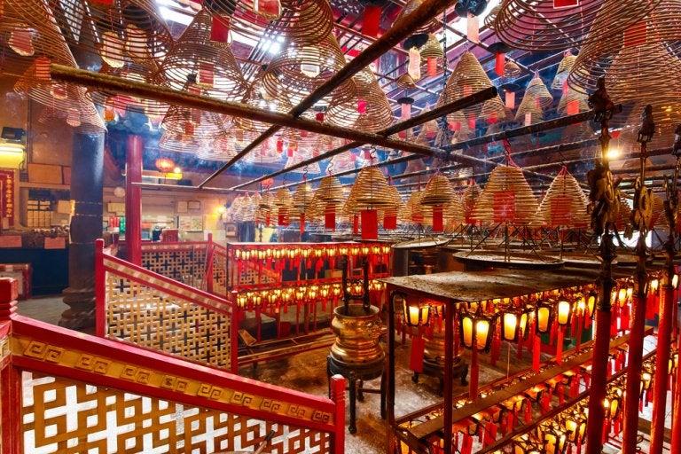 Todo sobre el templo Man Mo de Hong Kong